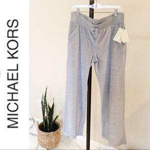 Michael Kors Velvet Sweatpants Tracker NEW